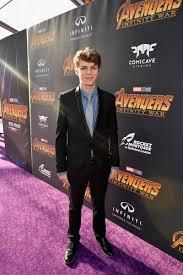 Ty Simpkins - Ty Simpkins Photos - Los Angeles Global Premiere for Marvel  Studios' 'Avengers: Infinity War' - Zimbio