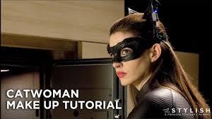makeup tutorial catwoman you