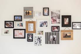creative ways to display photos in your