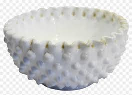 fenton hobnail white milk glass cereal
