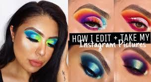 makeup photos for insram