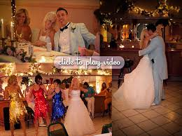 las vegas wedding receptions intimate
