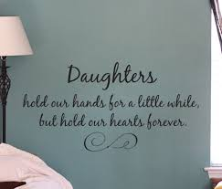Daughters Hearts Hands Wall Decals Trading Phrases