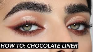 how to chocolate cat eye hindash