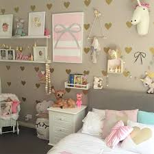Girl Room Gold Heart Wall Stickers Baby Nursery Wall Decal Children Bedroom Wall Sticker For Kids Room Easy Wall Home Decoration Wall Stickers Aliexpress