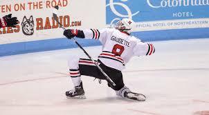 Getting giddy over Canucks prospect Adam Gaudette | Offside