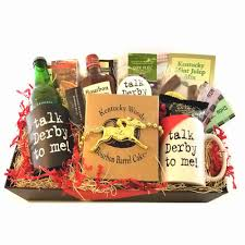 derby lover s gift basket a taste of