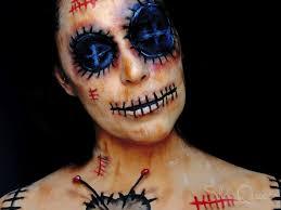 voodoo doll makeup tutorial silvia quirós