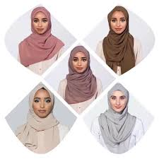 Wy Hijab Factory Wholesale New Collection Chiffon Hijab Scarf ...