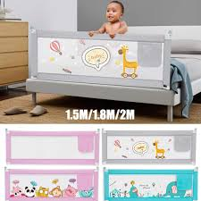Big Sale Aec4 1 5m 1 8m 2m Adjustable Baby Playpen Bed Safety Rails For Babies Children Fences Fence Baby Safety Gate Crib Barrier For Infants Cicig Co
