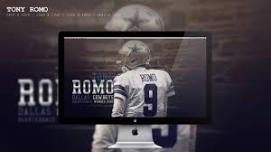 tony romo wallpaper hd by beaware8 on
