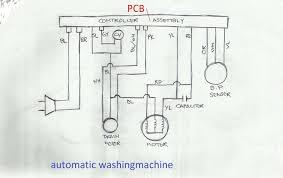 Wiring Diagram Of Washing Machine Timer Bookingritzcarlton Info Washing Machine Automatic Washing Machine Washing Machine Motor