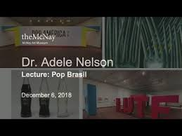 Lecture: Pop Brasil - Dr. Adele Nelson - YouTube
