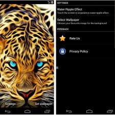android wallpaper apps found running ad