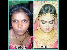 makeup dark skin bridal makeup