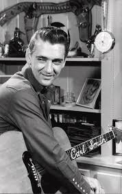 Country Music Star Carl Smith Photograph by Underwood Archives