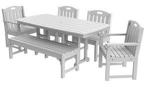 time honored 6 piece large patio dining