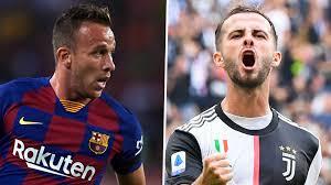 Scambio Juventus-Barcellona: Pjanic e 10 milioni per Arthur, il sì ...