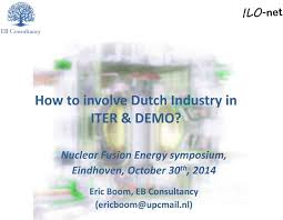 How to involve Dutch Industry in ITER & DEMO? - PDF Free Download