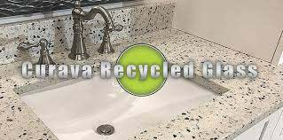 about curava recycled glass how to