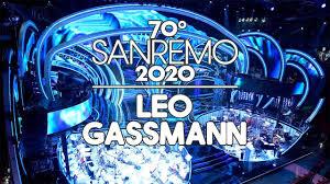 Sanremo 2020 - Leo Gassmann - YouTube