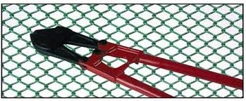 Chain Link Fence High Security Mini Mesh