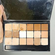 rcma makeup vk palette reviews