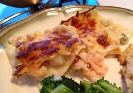 Seafood Lasagna with Taragon Recipe ...