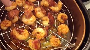 Fresh Shrimp on the Power Air Fryer XL ...