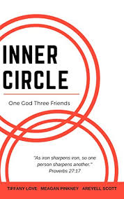 Inner Circle: One God Three Friends eBook: Love, Tiffany, Pinkney ...