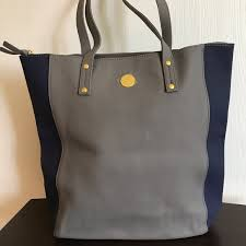 nwot saffiano leather tote bag