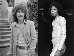 Music News: George Harrison and Michael Jackson were interviewed together  in 1979, and audio is about to be released | The Current