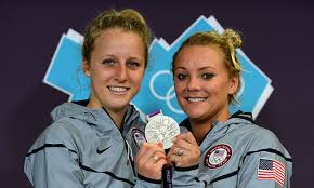 Americans Johnston, Bryant Take Silver in Synchronized Diving