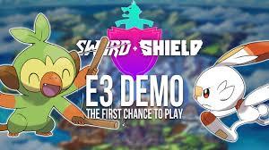 Giới thiệu Pokémon mới vừa được công bố trong sự kiện E3 – Đội Hỏa ...