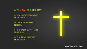 happy new year religious quotes new year wiki