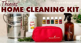 thieves home cleaning kit direct