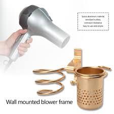 Kệ Treo Tường Nhôm Máy Sấy Tóc Giá Đỡ Bền Heliciform Kệ Có Giá Để Đồ Phòng  Tắm, Cửa Hàng Bán Tông Đơ Cắt Tóc Đèn|