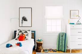 Kids Room With Surf Art Transitional Boy S Room