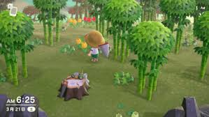 How To Get Bamboo Pieces Fast Acnh Animal Crossing New Horizons Switch Game8