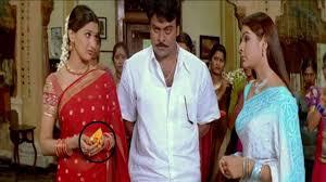 Aarthi Agarwal & Sonali Bendre Best Movie Scene   #chiranjeevi ...