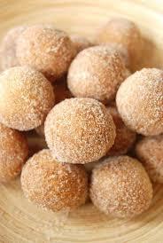 cinnamon sugar donuts easy homemade