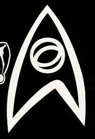 Star Trek Tos Delta Science Insignia Vinyl Decal For Car Laptop Whatever Ebay