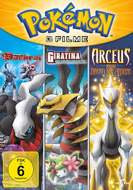 Pokémon 1-3 (DVD): Amazon.co.uk: DVD & Blu-ray