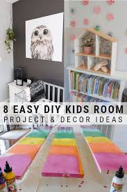 Inexpensive Decorating Ideas For Kids Rooms Diy Kids Room Decorating