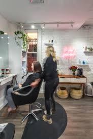 boston salon studios for area