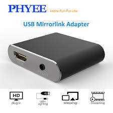 phyee mirrorlink android ios tv box
