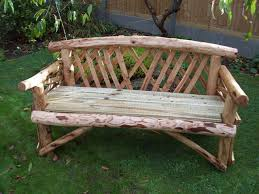rustic outdoor furniture rustic