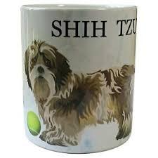 shih tzu dog mug shih tzu dog gift