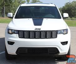 Jeep Grand Cherokee Center Hood Decal Pathway Hood 2011 2019 2020