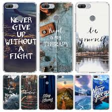 quotes aesthetic tumblr cover phone case for huawei y y y y